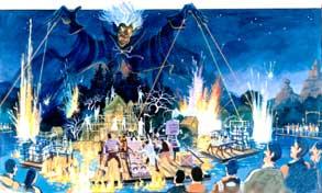 Don Dorsey Disneyland Fantasmic